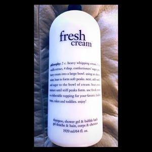 Philosophy Fresh Cream Bath & Shower Gel
